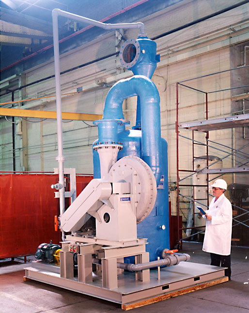 Venturi Blower Systems : Schutte koerting gas scrubbers gallery